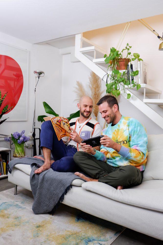 Riccardo e Stefano