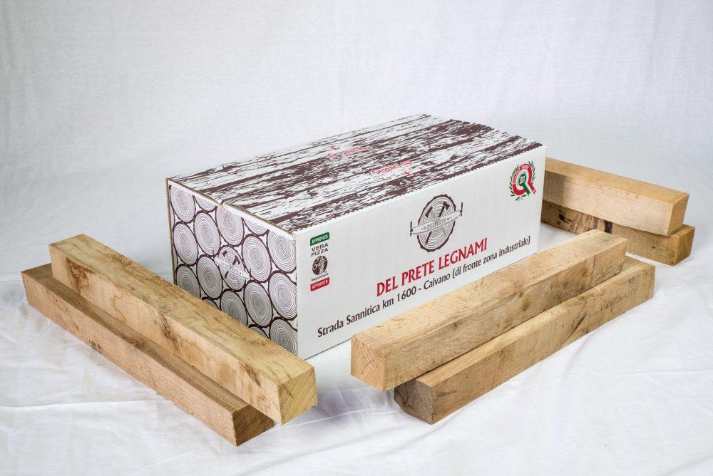 Scatola legna