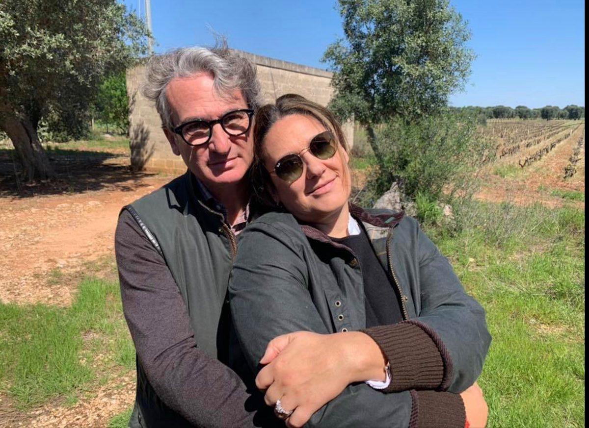 Simona Natale e Gianfranco Fino