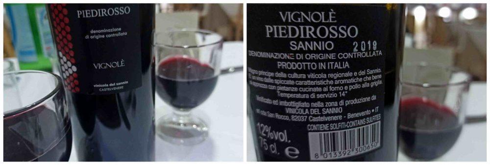 Villa Dany - il vino