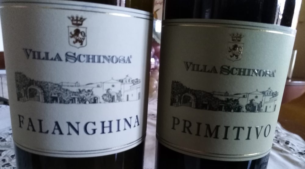 Vini Villa Schinosa