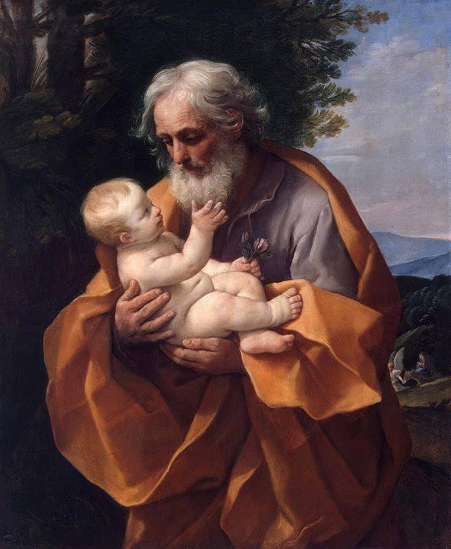 San Giuseppe di Guido Reni