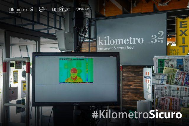 Kilometro 32: il controllo della temperatura