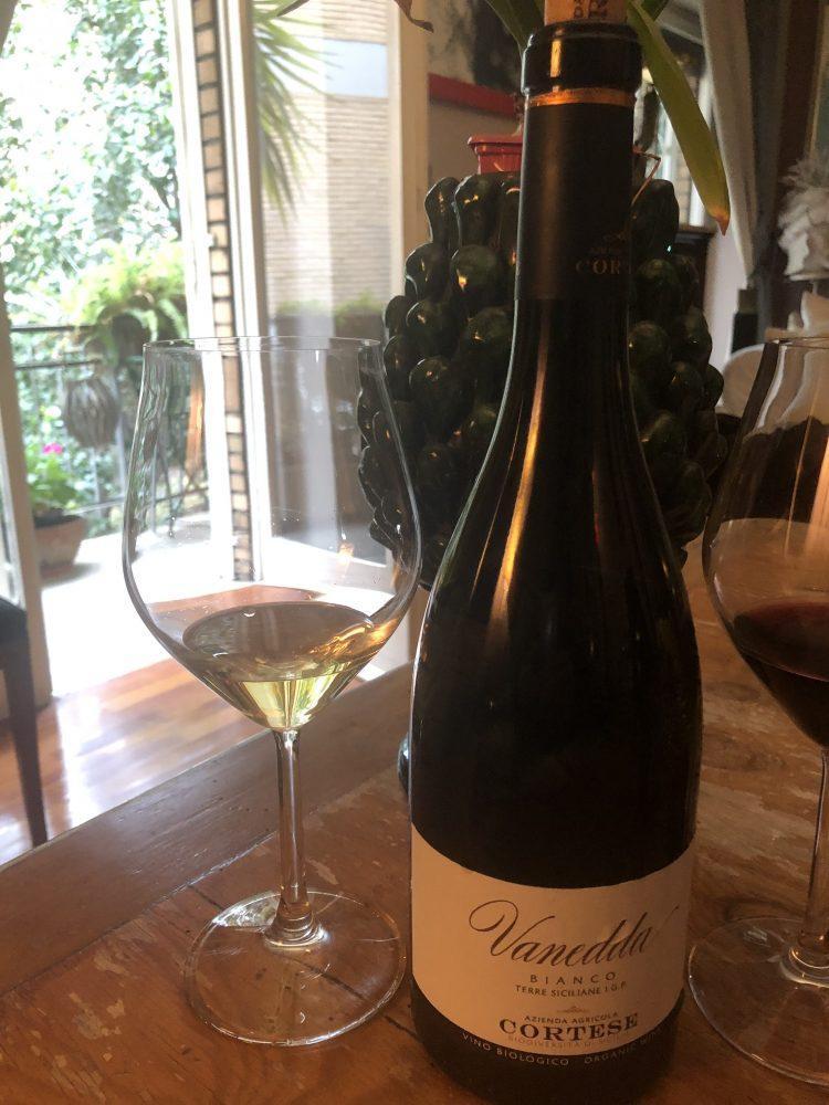 Vanedda 2017 blend di Catarratto e Grillo