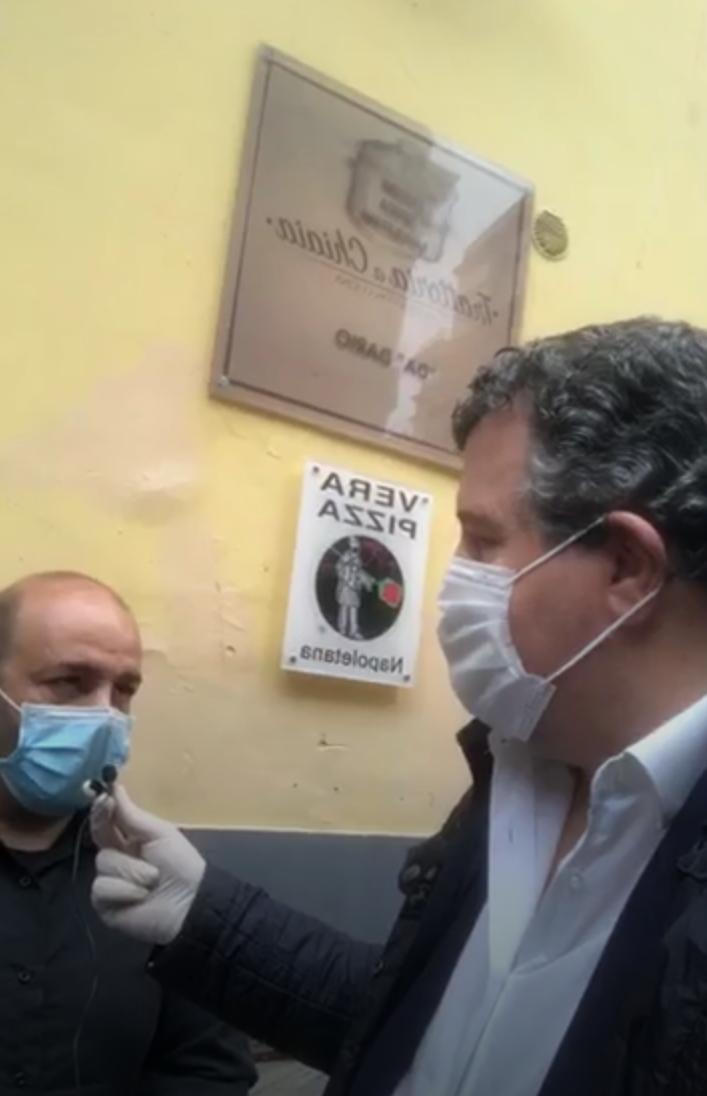 Dario Esposito Trattoria a Chiaia da Dario