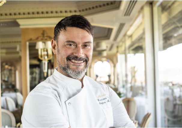 Chef Stefano Marzetti