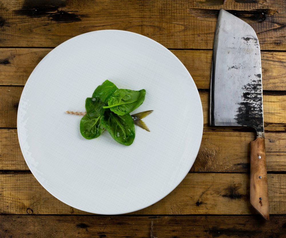 Biafora - sgombro, pistacchio e spinaci