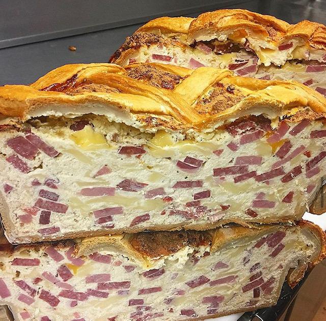Pizza rustica napoletana