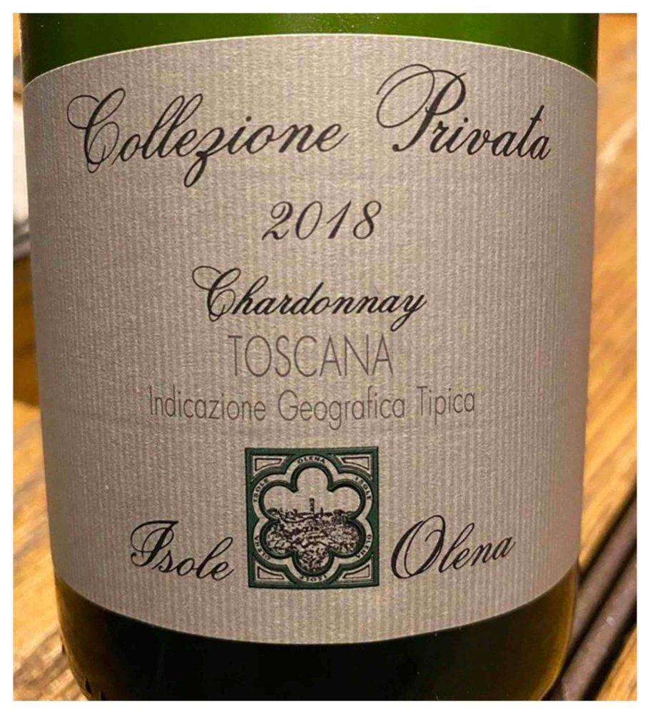 Chardonnay di Isole E Olena