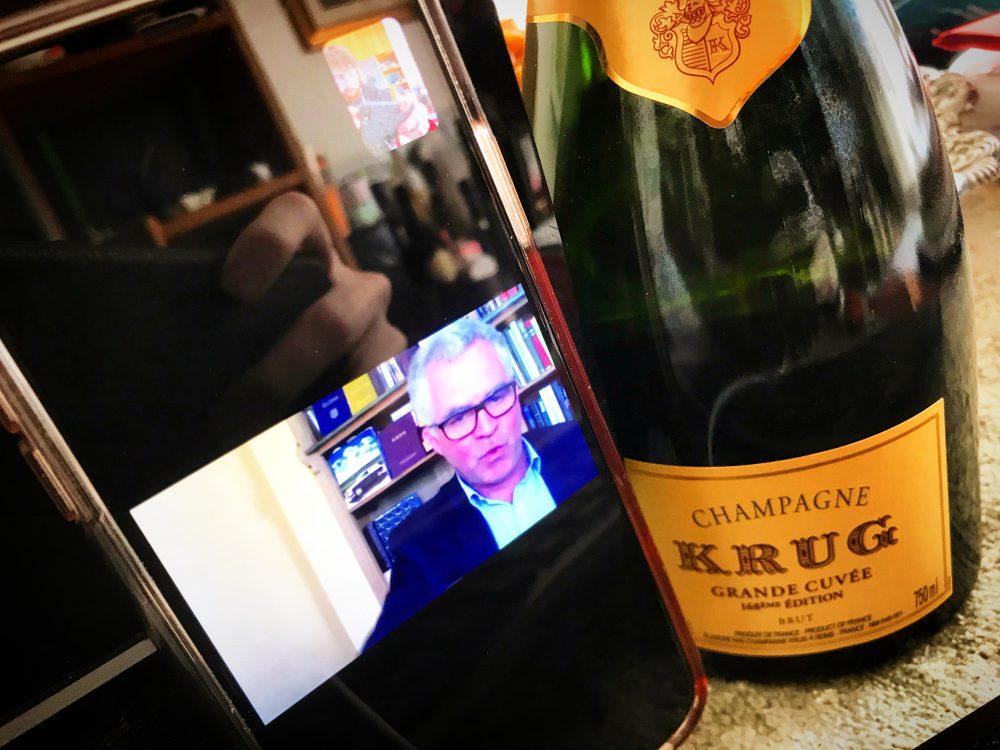 Monsieur Olivier Krug e la nuova Krug GC