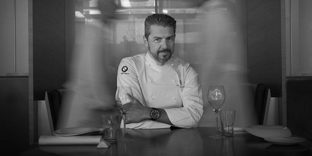 Andrea Berton ed i suoi Restaurant Bonds