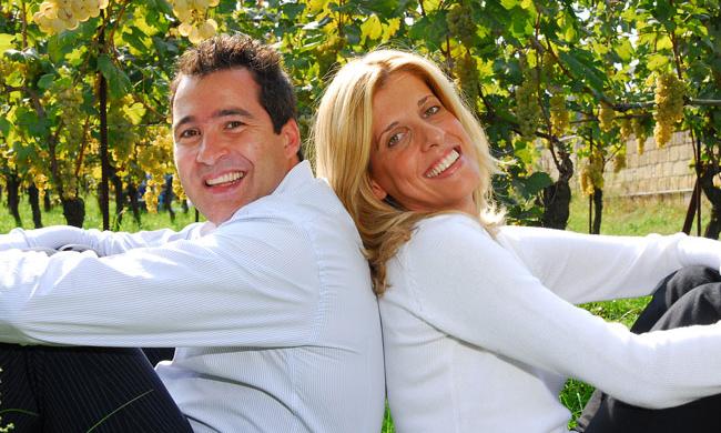 Gilda e Salvatore Martusciello