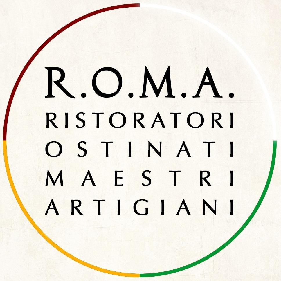 Il logo del progetto R.O.M.A.
