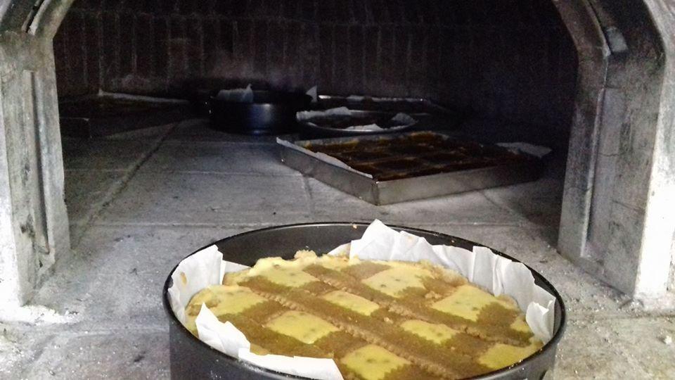 Pane e Zucchero - forno domus otium