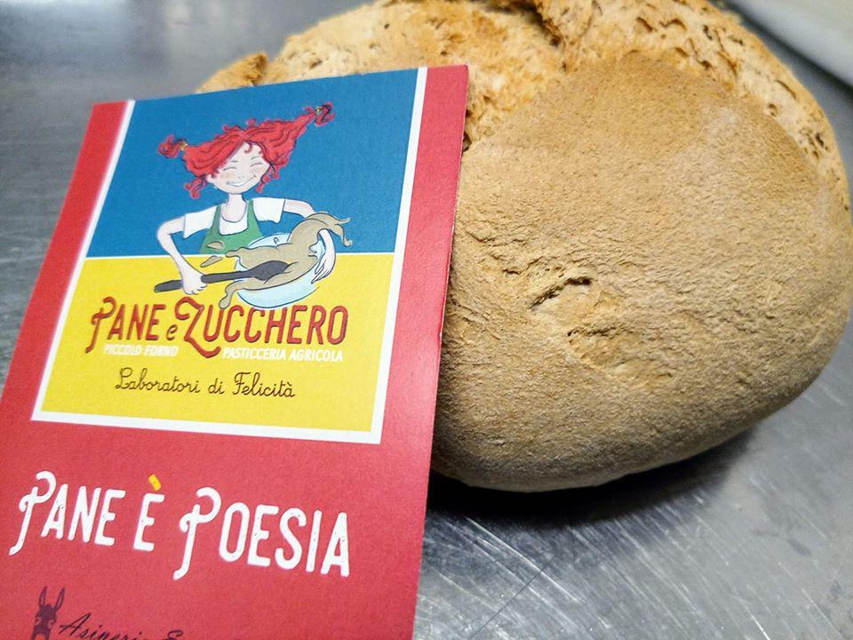 Pane e Zucchero - pane domus otium