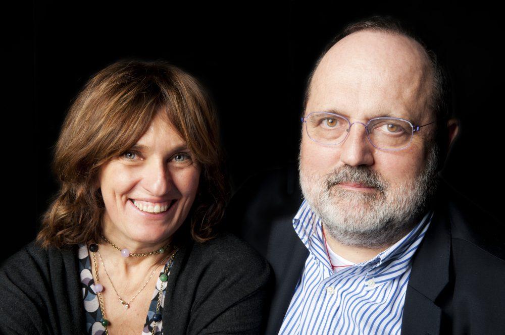 Paolo e Luisa Marchi Foto Brambilla Serrani
