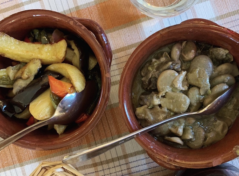 Pipi e patate- Fave a macco
