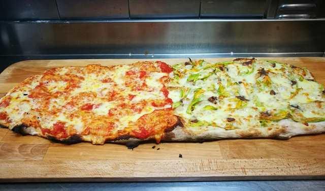 Pizzeria a taglio Angelo e Simonetta