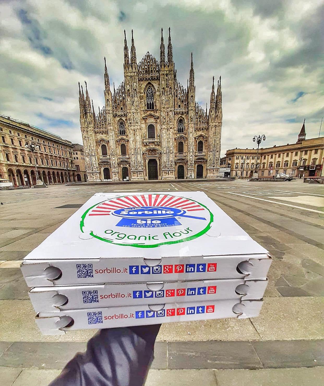 Sorbillo delivery a Milano