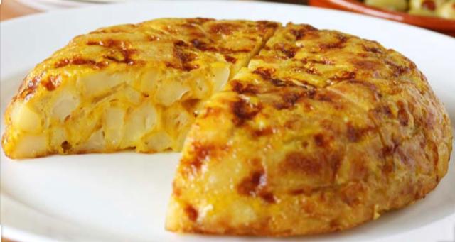 Spagna - Tortilla de patatas