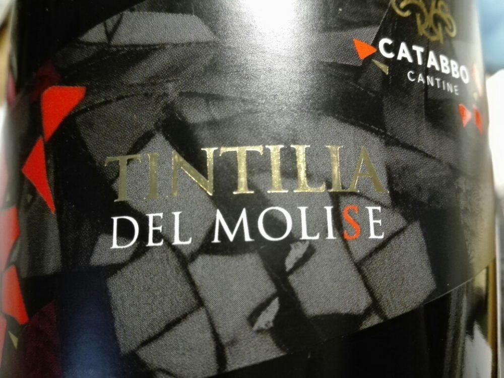 Tintilia del Molise Doc Rosso 2015, Catabbo
