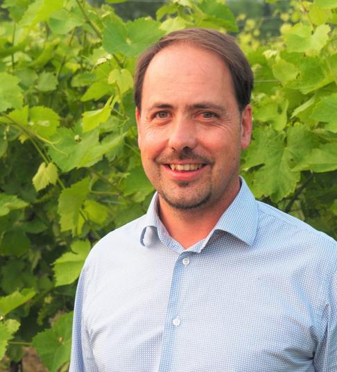Ugo Zamperoni, presidente del Consorzio Prosecco di Asolo