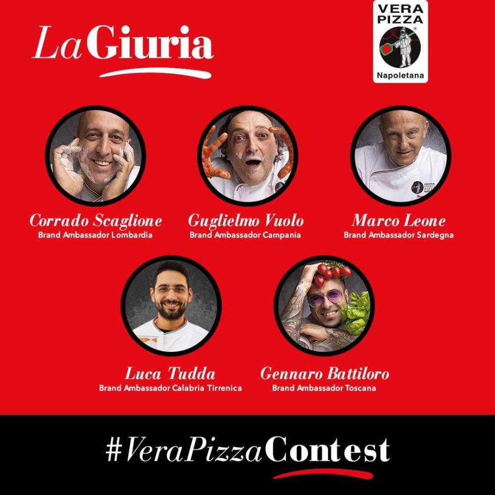 Vera Pizza Contest - La Giuria
