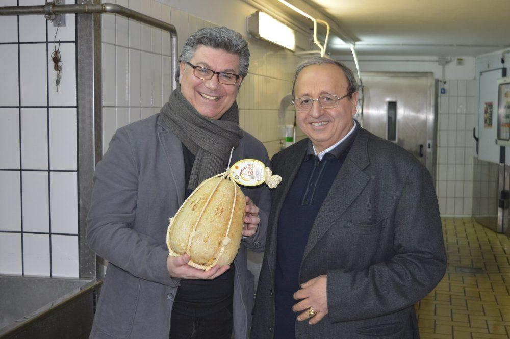 Vincenzo Peretti e Giosue' De Simone