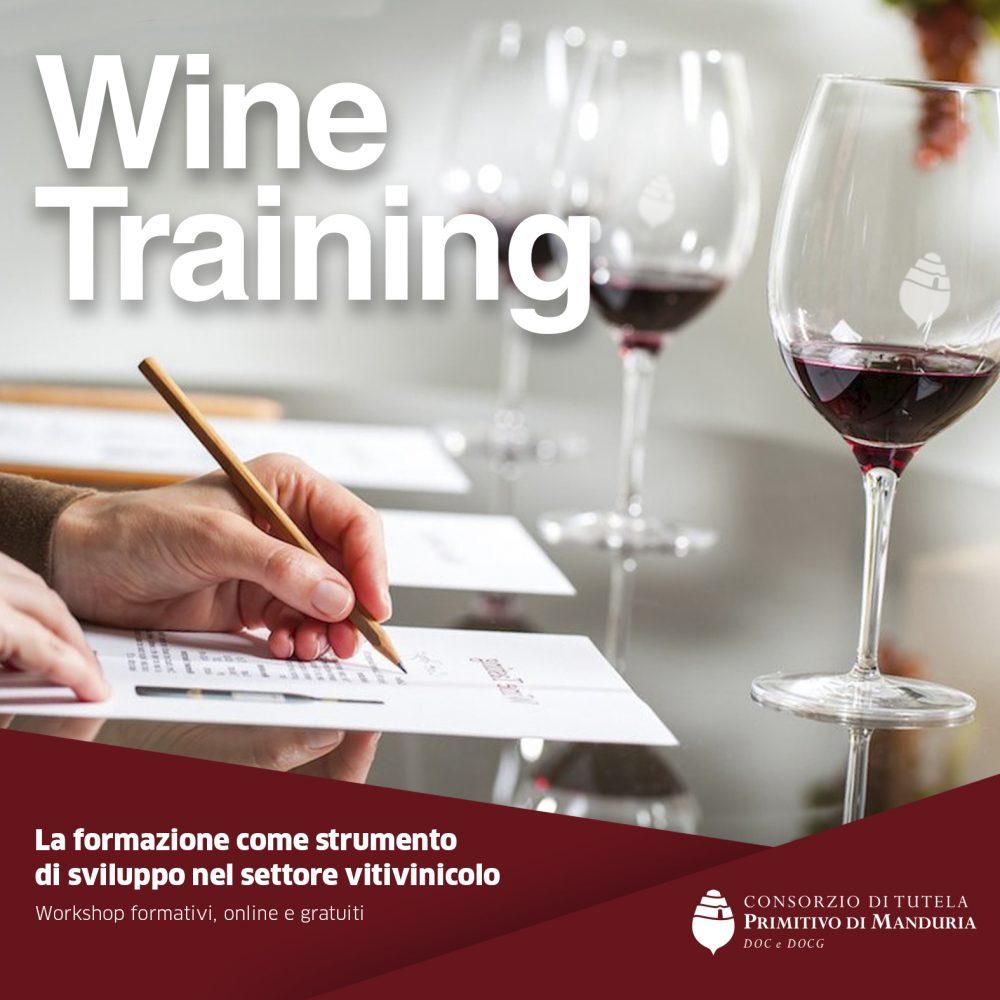Workshop formativi del Consorzio di Tutela del Primitivo di Manduria - Wine Traning