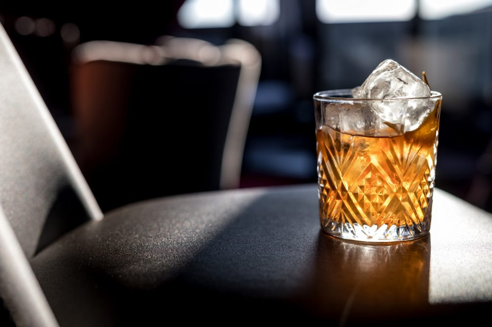 Drink OLD FASHIONED photo by Andrea Di Lorenzo e Alberto Blasetti