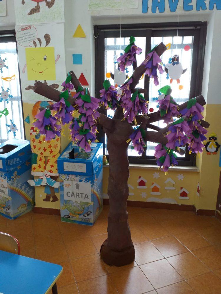 Circolo Viticoltori di Guardia Sanframondi - piantiamo un albero