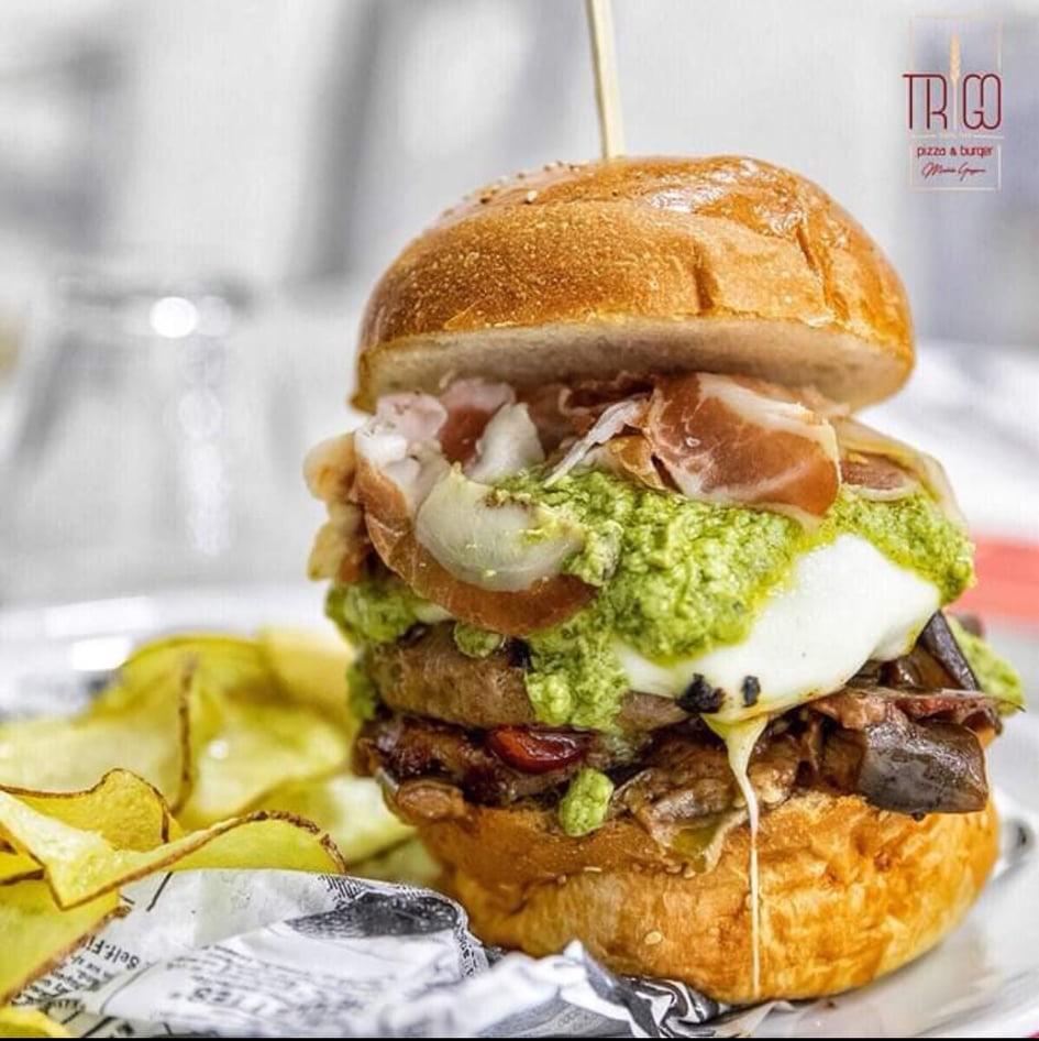 Trigo burger
