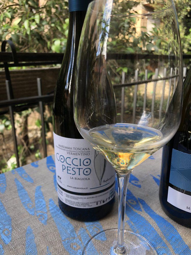 Coccio Pesto 2016 La Biagiola