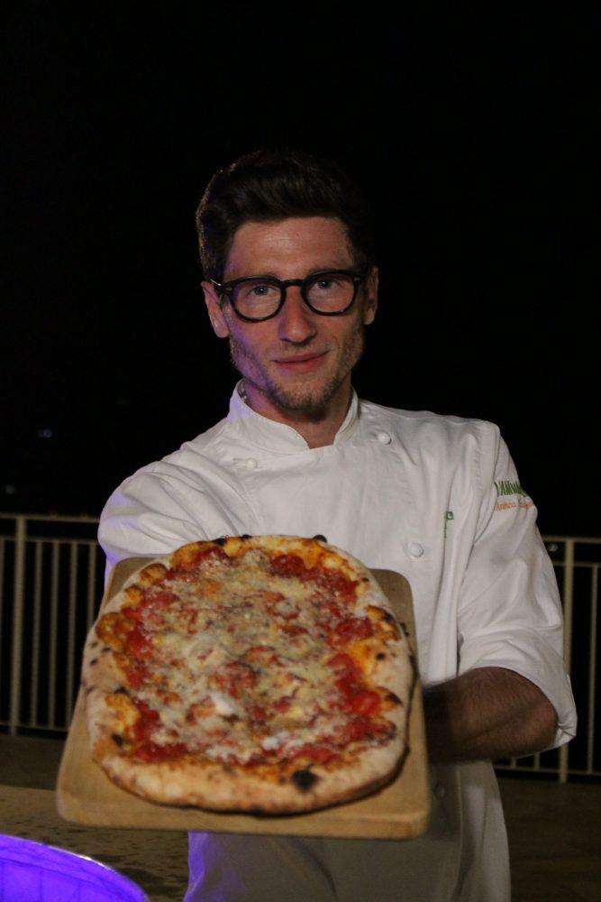 L'Ammaccata o Pizza Cilentana