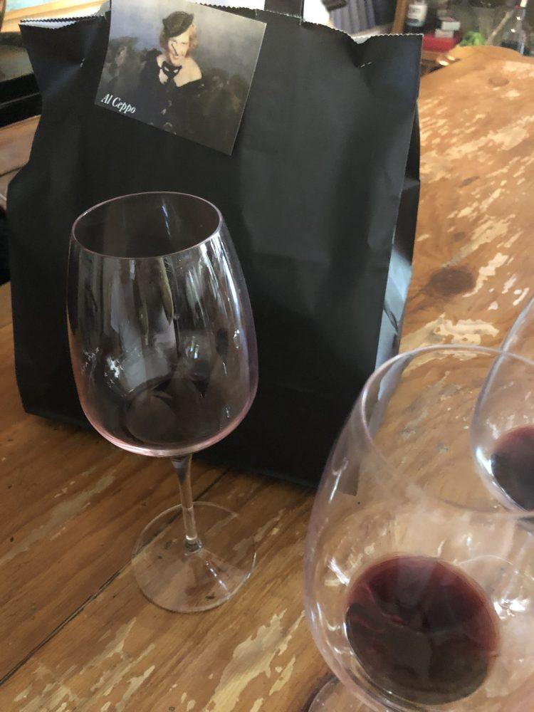 Delivery del ristorante Al Ceppo Roma