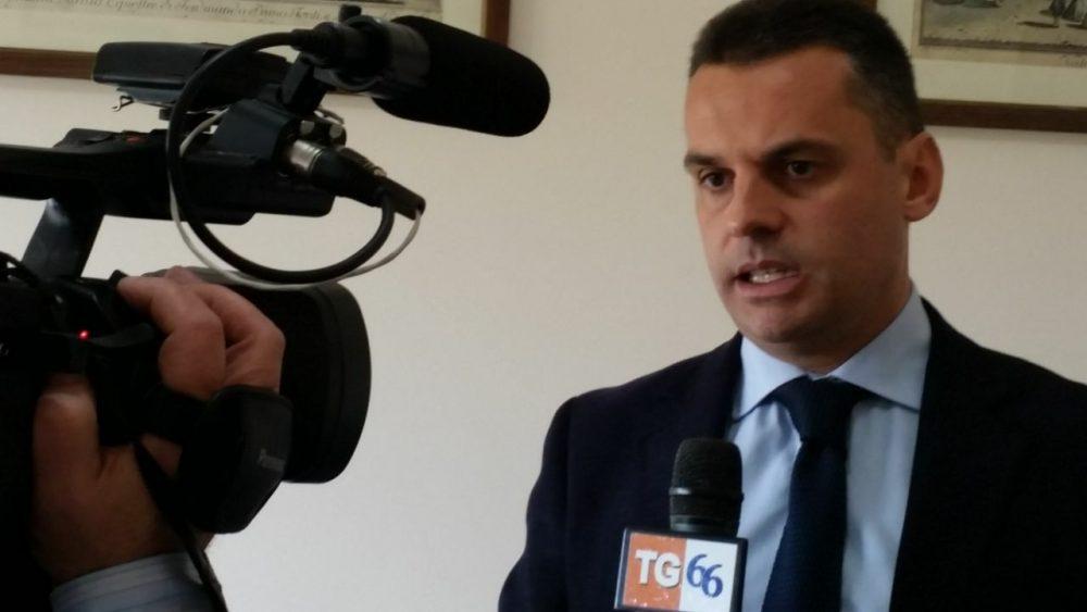 Edy Bandiera Assessore all'Agricoltura Regione Siciliana
