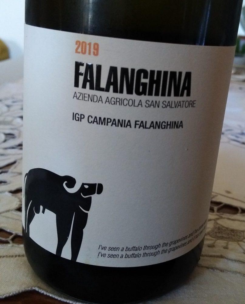 Falanghina Campania Igp 2019 San Salvatore 1988