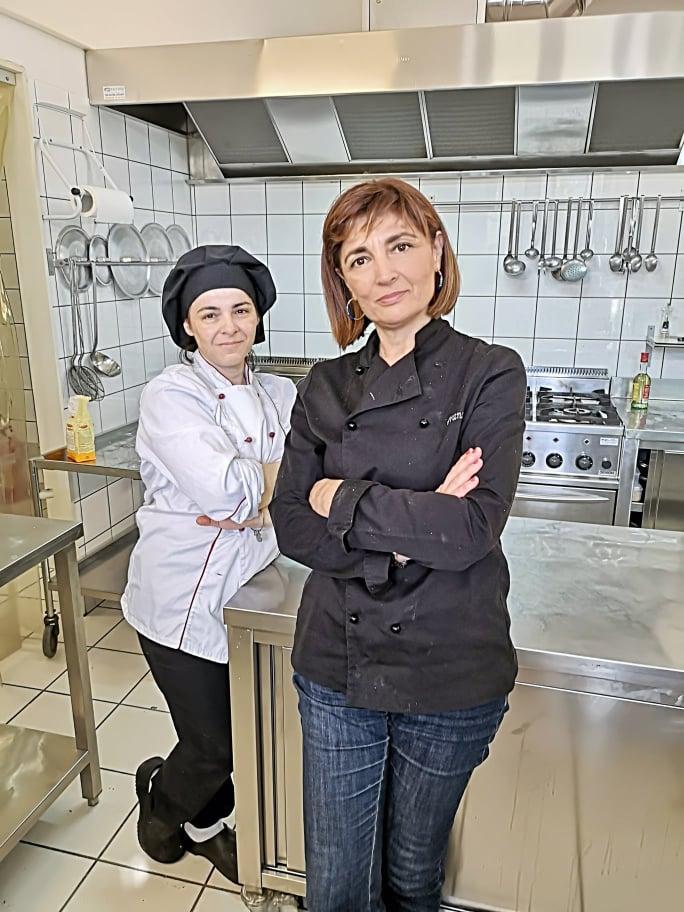 Franca Di Mauro e Annamaria Longobardi