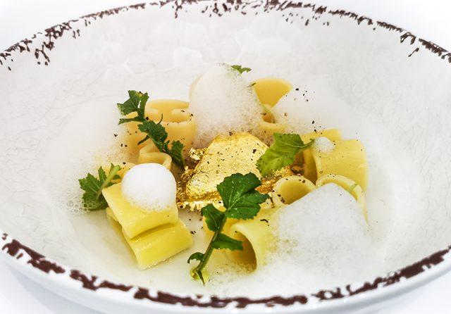 Pasta al formaggino di Antonio Labriola