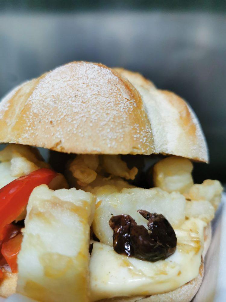 Lira Restaurant - rosetta baccala' e papaccelle