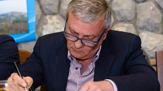 Lorenzo Balduccelli sindaco di Massa Lubrense