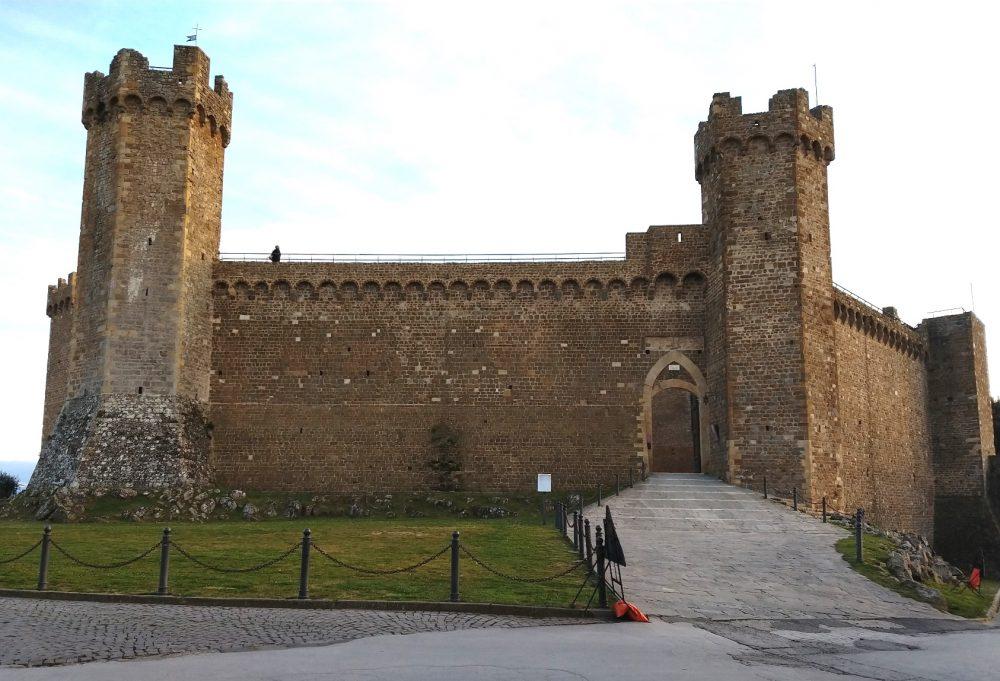 Montalcino - La Fortezza