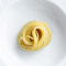 Pasta in bianco con aceto, vermouth alla prugne e miele di Luca Natalini