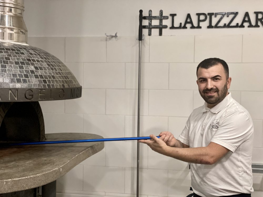 Nuvole Pizza e Sfizi - Angelo Mondello