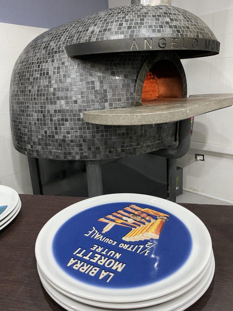 Nuvole Pizza e Sfizi - forno