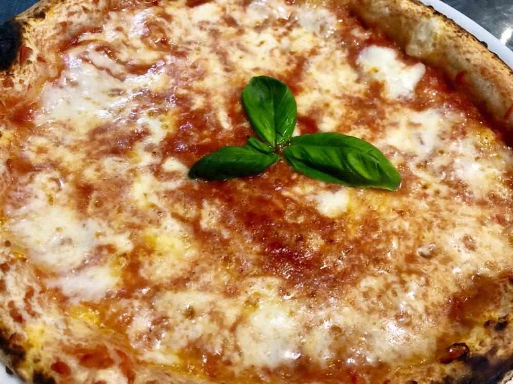 Pizzeria Resilienza - margherita