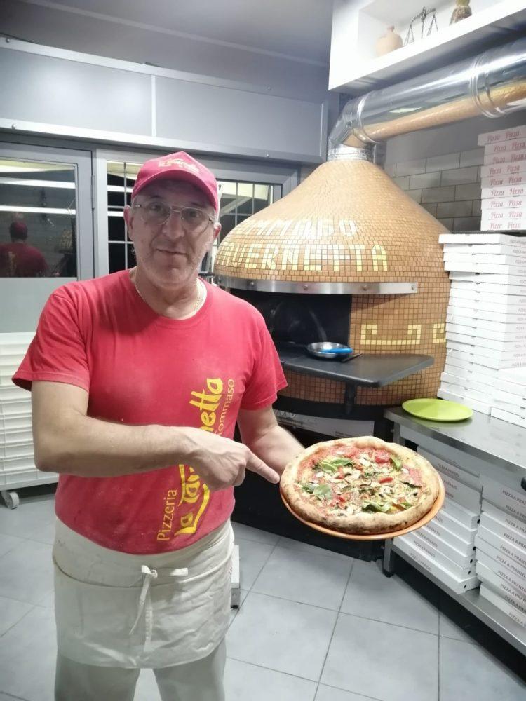 Pizzeria la Tavernetta di Tommaso Travaglino