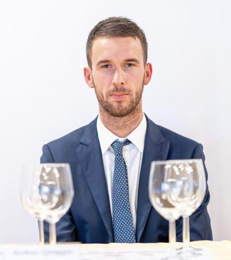 Stefano Quaggio, direttore del Consorzio Vini Venezia