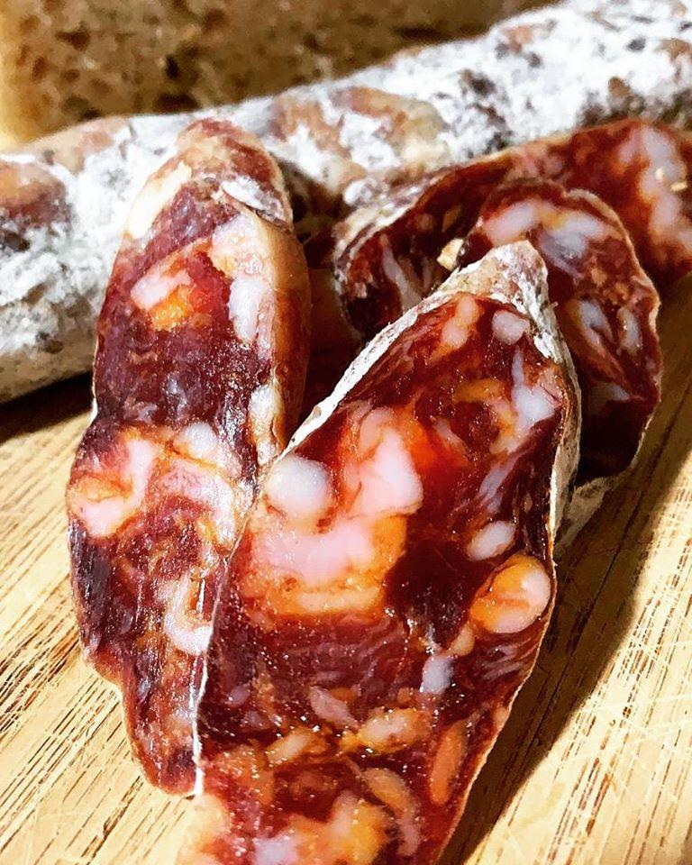 Terra Mancina - salsiccia