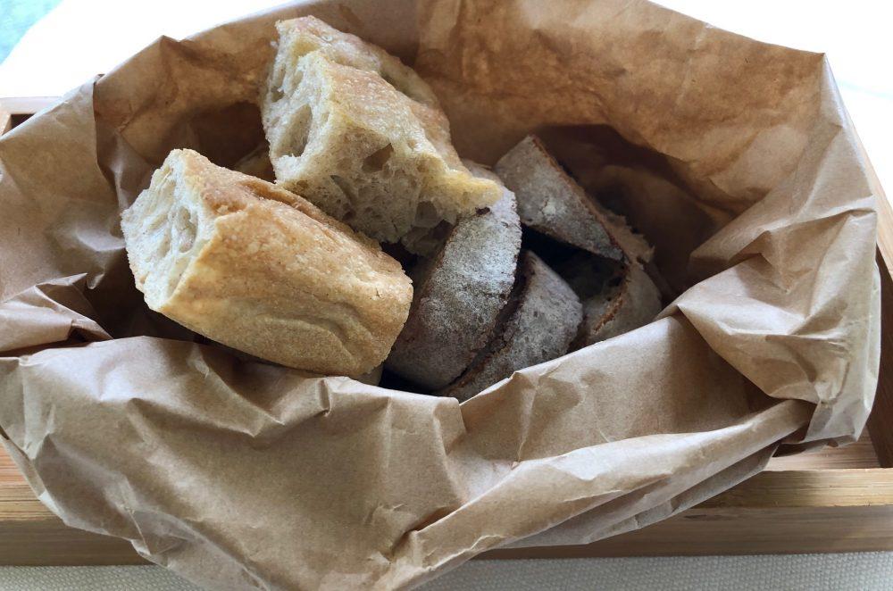Trattoria Visconti, anche il pane e la focaccia appena sfornata sono autoprodotti